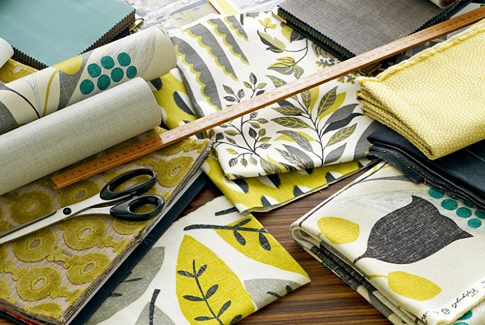 COLOUR FOR LIVING FABRICS
