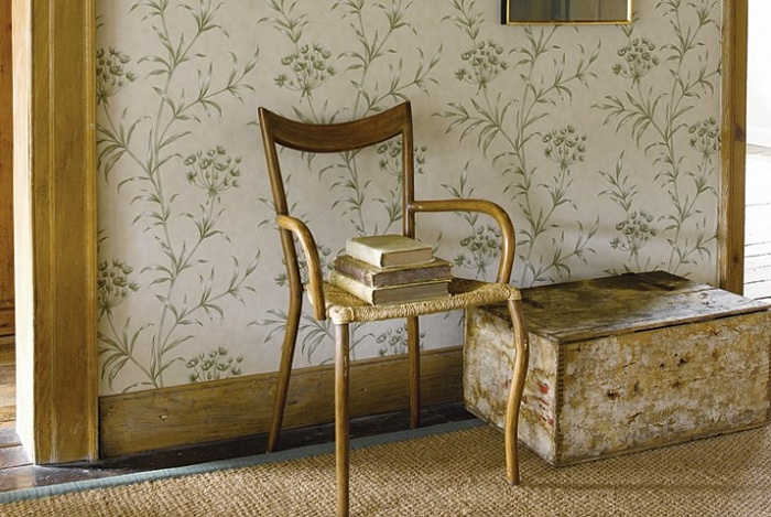 PAPERED WALLS WALLPAPERS